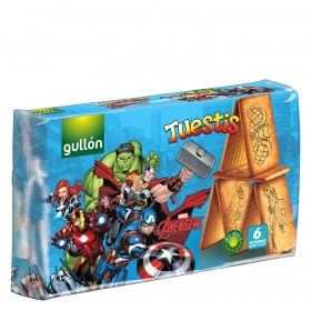 Galletas tuestis Avengers