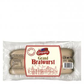 Salchichas Grand bratwurst