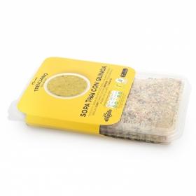 Sopa Thai de quinoa Trevijano sin gluten 200 g.