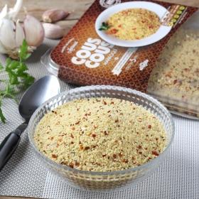 Couscous marroqui deshidratado