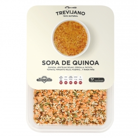 Sopa Quinoa deshidratada Trevijano 200 g