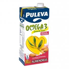 Preparado lácteo con Omega 3 y almendra