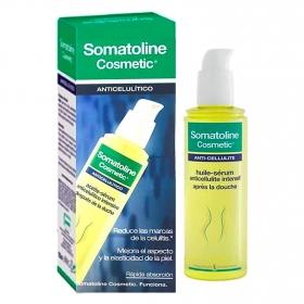 Aceite- serúm anticelulítico después de la ducha