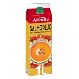 Salmorejo ingredientes 100% natural