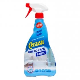 Limpiador de baño Brillo Fácil Cristasol 750 ml.