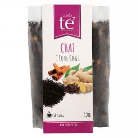Té negro Chai Cuida Té 100 g.