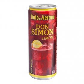 Tinto de verano limón Don Simón 33 cl.
