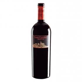 Vino D.O. Rioja tinto reserva colección privada Sierra Cantabria 75 cl.