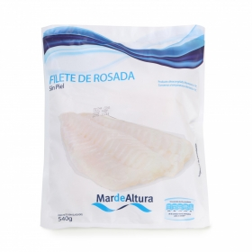 Filete de rosada congelado Aquamar Gold 540 g