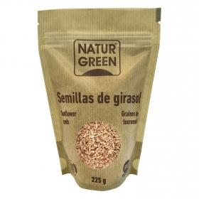 Semillas de girasol ecológica Naturgreen 225 g.