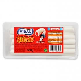 Regaliz de goma Vidal 300 g.