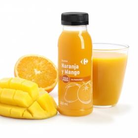 Zumo naranja-mango