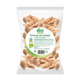 Cortezas de lentejas ecológicas Ecocesta 65 g.