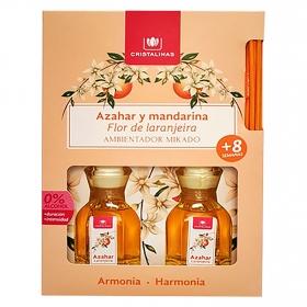 Ambientador miikado azahar y mandarina