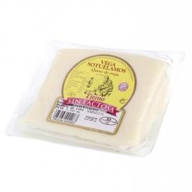 Queso de oveha tierno en cuña Vega Sotuelamos 300 g aprox