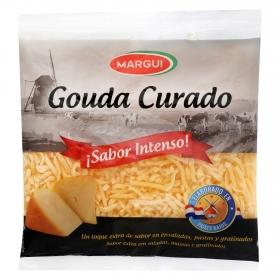 Queso Gouda rallado Margui 100 g.