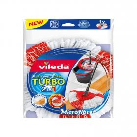 Fregona microfibra y nylon Turbo 2in1 VILEDA  - Bicolor