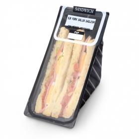 Sandwich york salsa inglesa