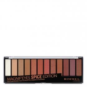 Paleta 12 sombras de ojos Spice Edition Rimmel 1 ud.