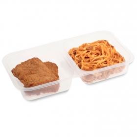 Duo de san jacobos fritos + tallarines boloñesa Bo de Debó 300 g