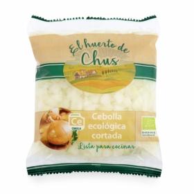 Cebolla ecológica troceada Carrefour granel 150 g