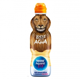 Agua mineral Aquarel natural Toy 33 cl.