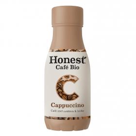 Café capuccino ecológico Honest 240 ml.