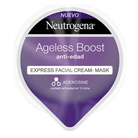 Máscara antiedad Angeles Boots Neutrogena 10 ml.