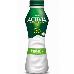 Yogur líquido Go natural azuxarado