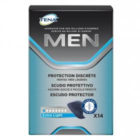 Protector íntimo masculino Tena 14 ud.