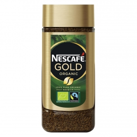 Café soluble natural ecológico Gold Nescafé 100 g.