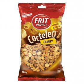 Coctel de frutos secos al curry Cocteleo sin gluten