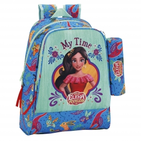 Mochila Adaptable Carro Elena de Avalor