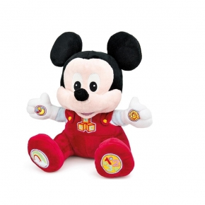 Disney - Peluche Educativo Baby Mickey