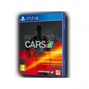 Project Cars para PS4