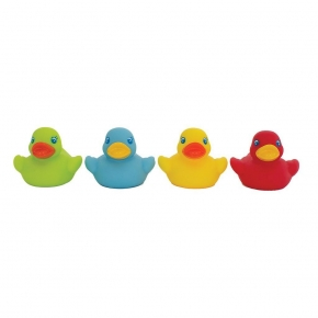 Pack de 4 Patitos de colores Playgro