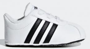 Zapatilla Adidas Essentials Vl Court 2.0 Crib. F36605. Talla 18 Eu 4b4d5000ff2c7