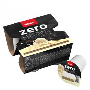 Pudding de vainilla zero Prozis pack de 4 unidades de 125 g.