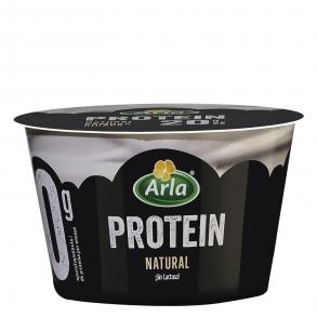 Yogur de queso batido natural protein Arla  200 g.