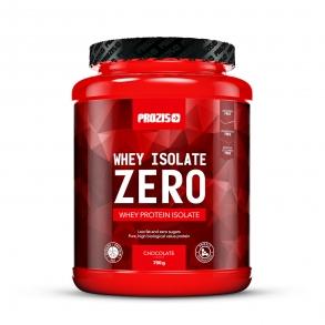 Complemento alimenticio sabor chocolate zero Whey Isolate Prozis  750 g.