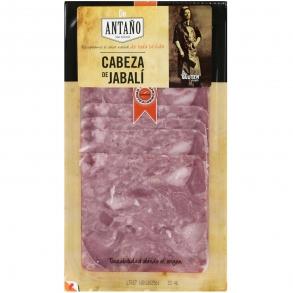 Cabeza de jabalí ibérico Antaño  100 g.