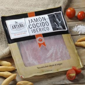 Jamón cocido ibérico De Antaño  100 g.
