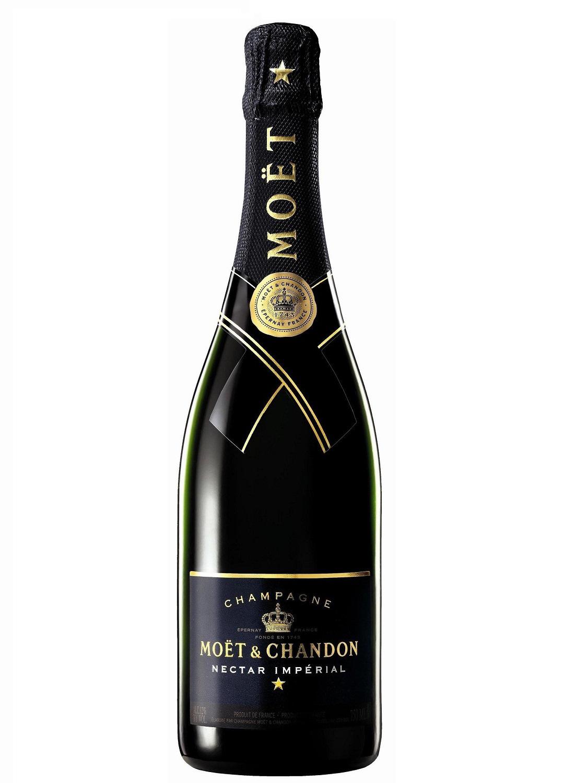 diseño superior oficial última selección Moët & Chandon Nectar Impérial - Comprar Vino Online ...