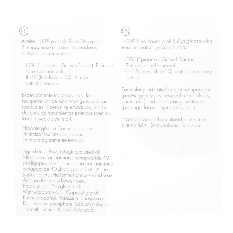 Repavar rosa mosqueta advance aceite 15ml product description -  Aceite Rosa Mosqueta Advance Regeneradora Repavar 2