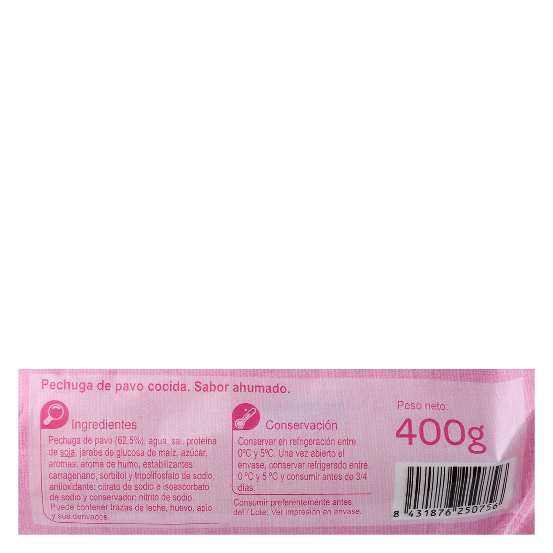 Pechuga de pavo braseado Carrefour - Carrefour supermercado compra ...