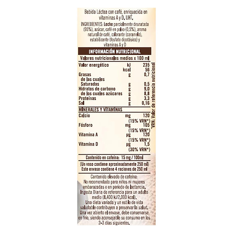 Café con leche listo para tomar Puleva - Carrefour supermercado ...