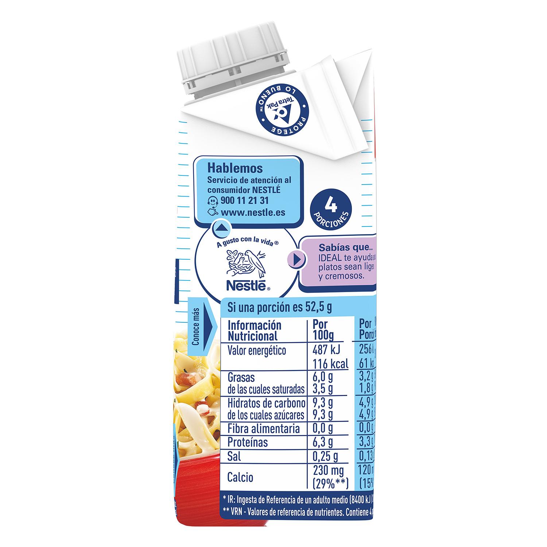 Leche Evaporada Parcialmente Desnatada Nestl Ideal Carrefour  # Muebles Cedros Esplugues