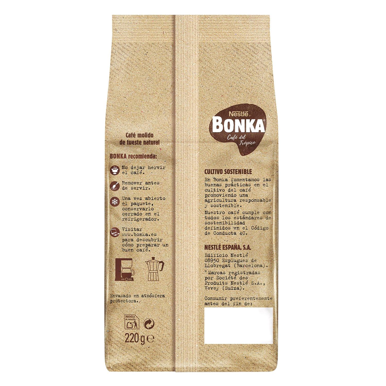Caf Del Tr Pico Puro Colombia Nestl Bonka Carrefour  # Muebles Cedros Esplugues