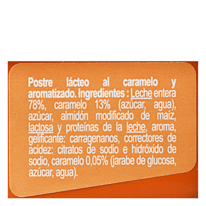 Natilla sabor caramelo Carrefour - Carrefour supermercado compra ...