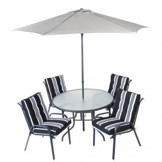 Conjunto de madera de acacia mesa 4 sillas plegables - Banco plegable carrefour ...